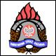 Logo Państwowej Straży Pożarnej.